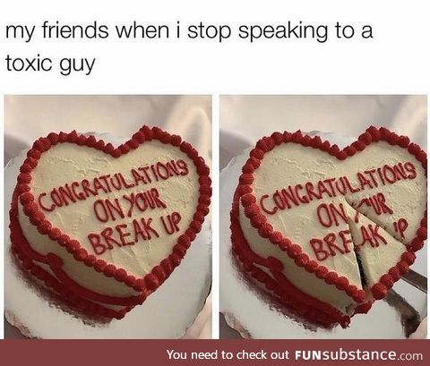 This needs to be sent to my friends