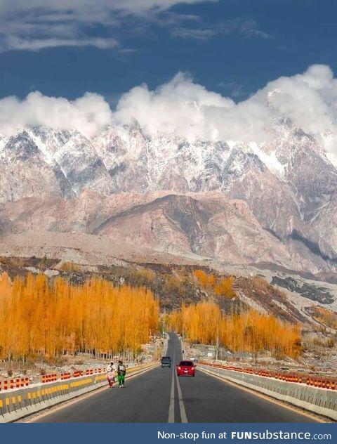 Gilgitbaltistan pakistan