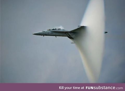 Surpassing the sound barrier