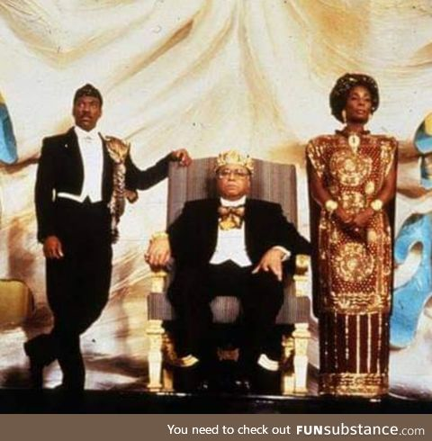 The Kingdom of Zamunda has had no reported cases of COVID-19. This is what TRUE