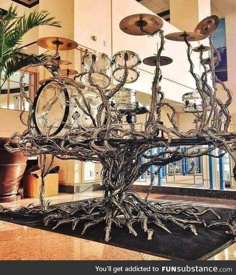 Tree of Drums