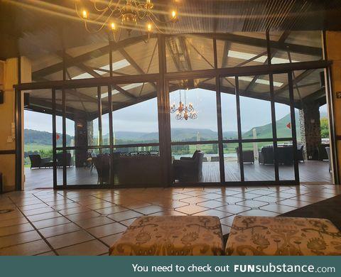 Bushmans Nek, Drakensburg