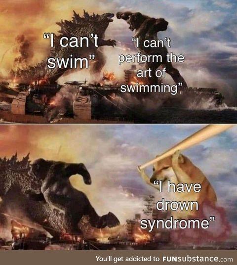 Swammen't