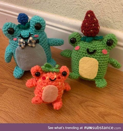 Froggo Fun #397 - These Guys Are...Berry Cute