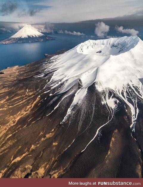 Capturing an incredible view in Alaska