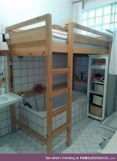Studio apartments are getting ridiculous!