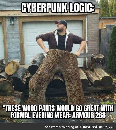 CyberBug be like...