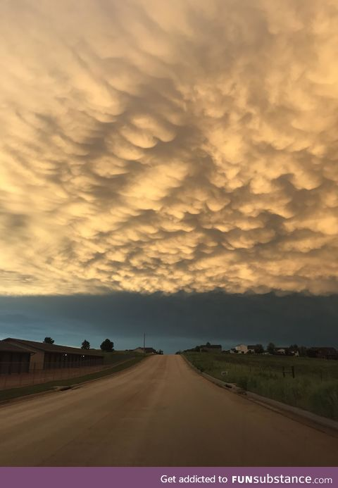 After Today's Storm in South Dakota