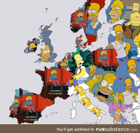 The current state of Europe
