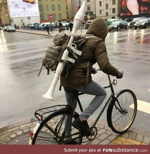 Juat another normal day in russia