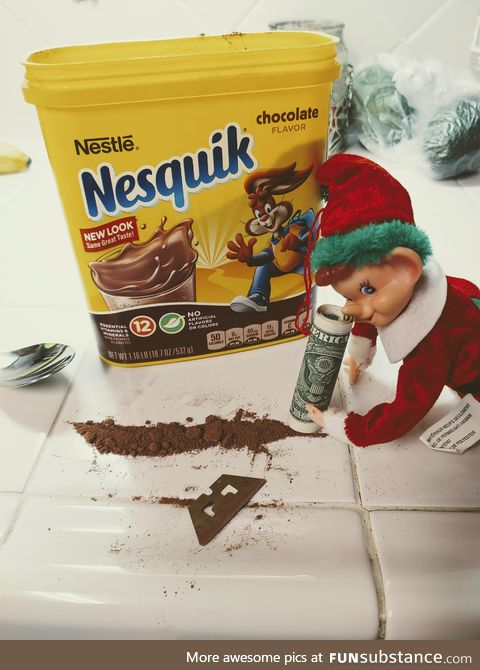 2020 has been rough for the elf
