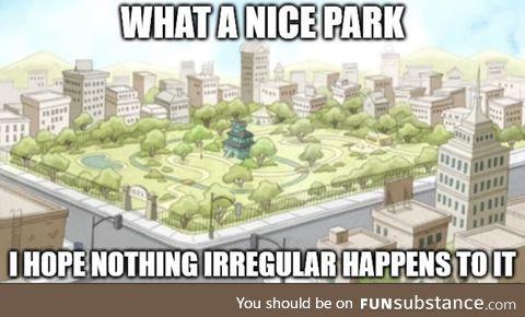 Irregular Park