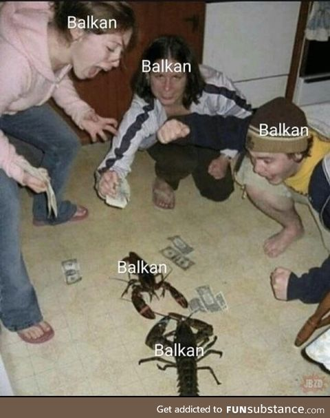 Why is Balkans so done for
