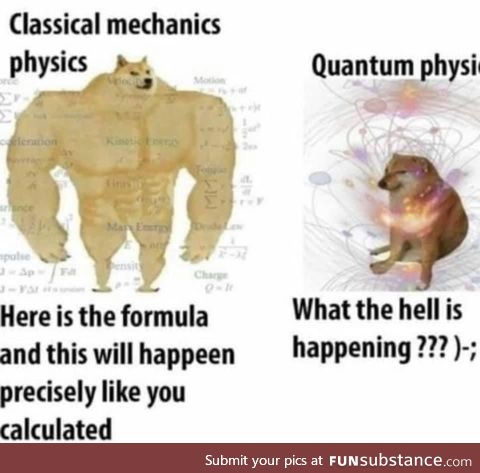 Quantum physics is the homeopathy of sciences
