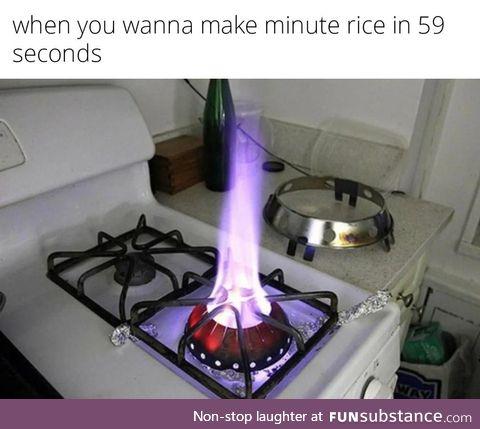 Turning on the nitro