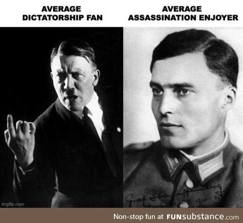 Handsome Squidward von Stauffenberg