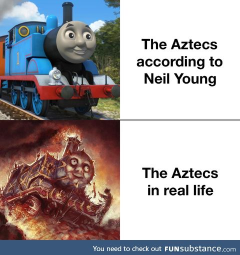 Would it kill you to read a book, Neil?
