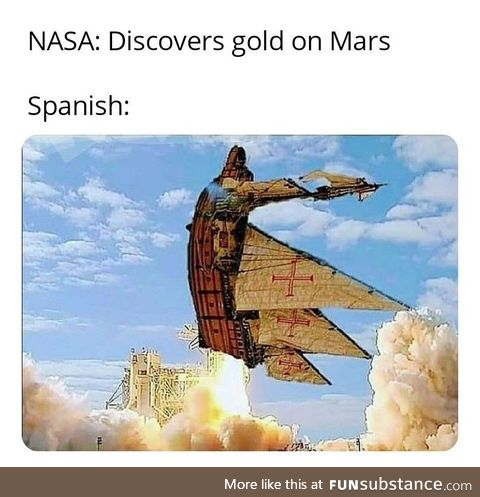 Nobody expects them
