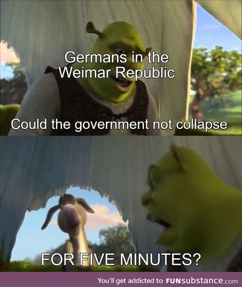 Lasting 3 years as Chancellor in the Weimar Republic was considered a long time
