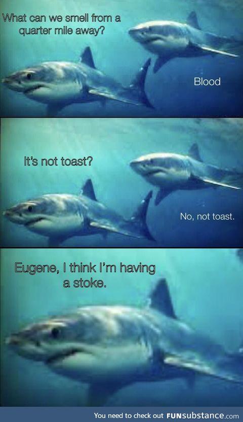 Eugene do something