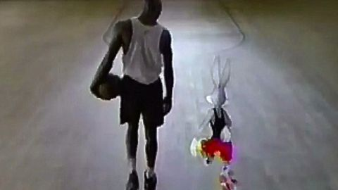 Without this, we wouldn't have Space Jam
