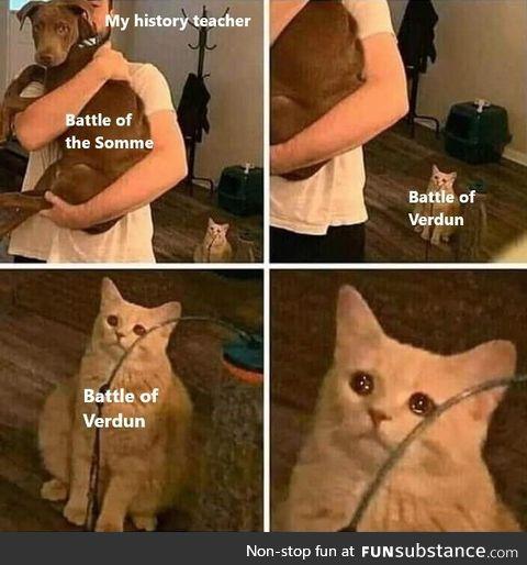 What is Verdun?