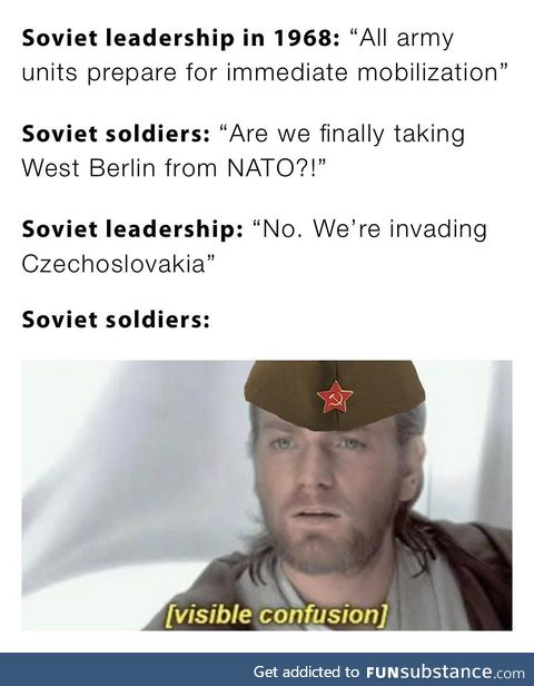 Um, aren't they our allies?
