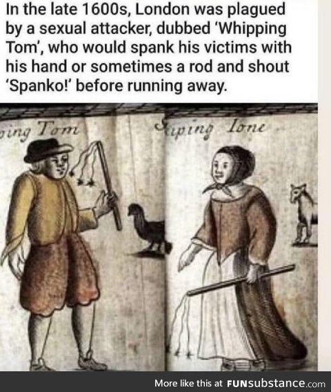 Beware the S P A N K O