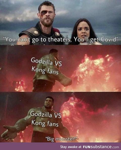 But.... Big monster !