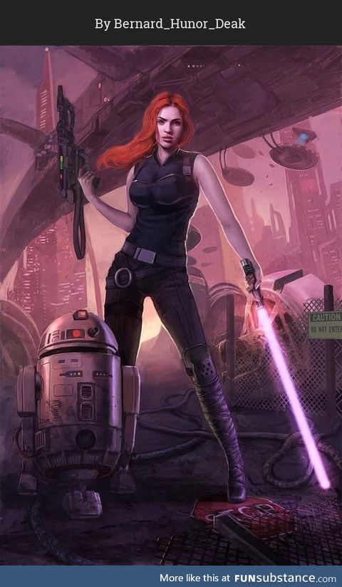 Should Mara Jade appear in the canon universe ?