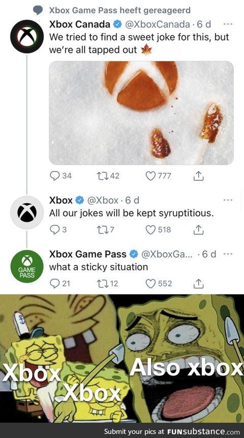 Xbox big chad