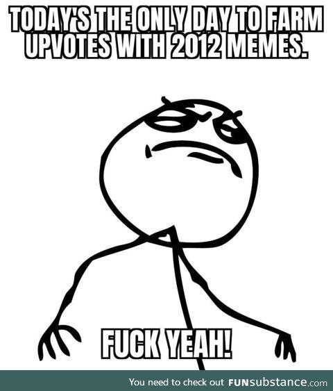 Ha ha April fool's 2012 memes go boom