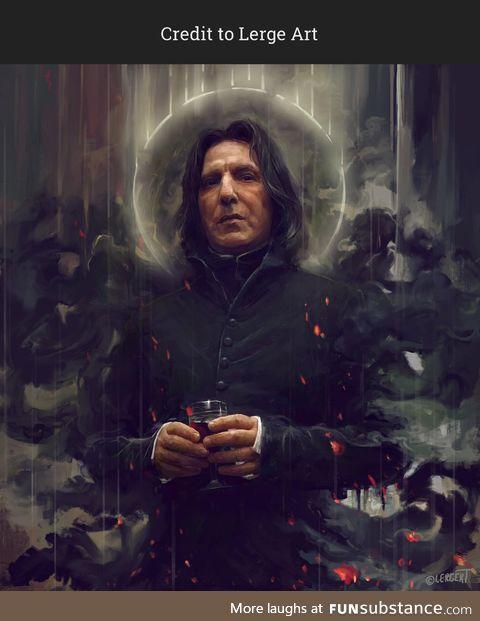Snape, Snape, Severus Snape...