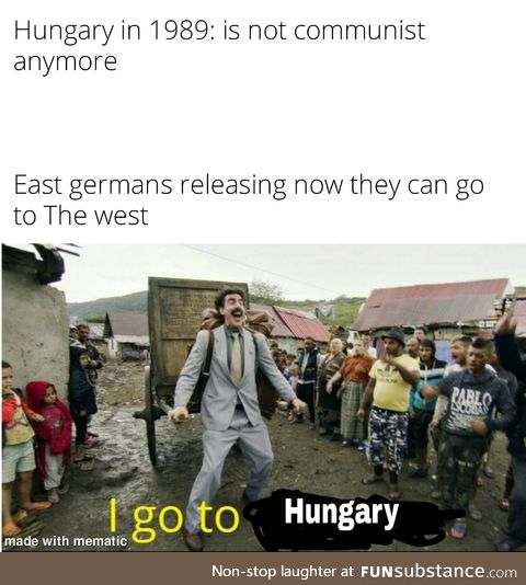If you learned about The cold war, you know