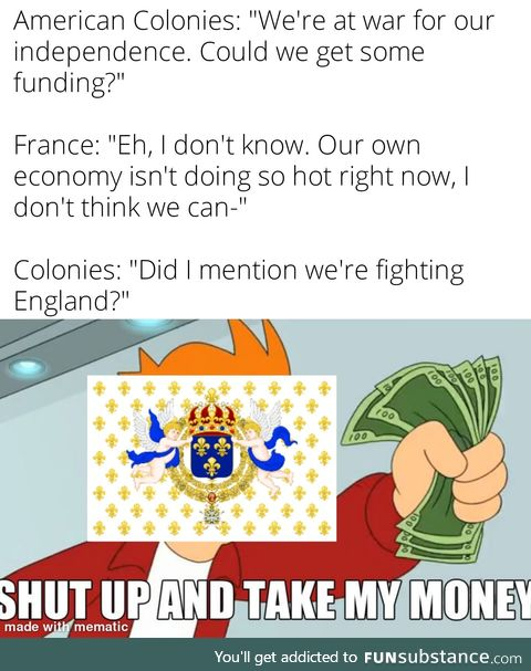 When a centuries-old grudge is more important than your country's economic future