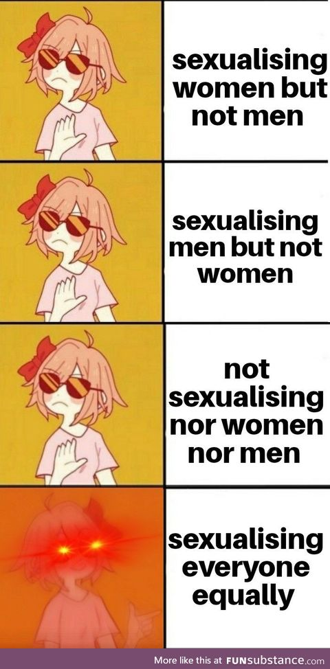 Now THIS is some gender equality