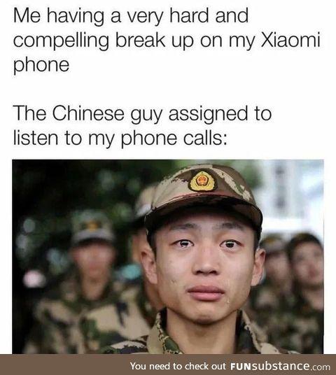 Sad story