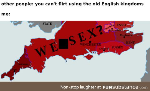 King Alfred would be proud