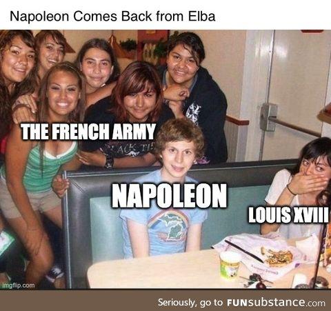 Chad Napoleon vs Virgin Louis XVIII