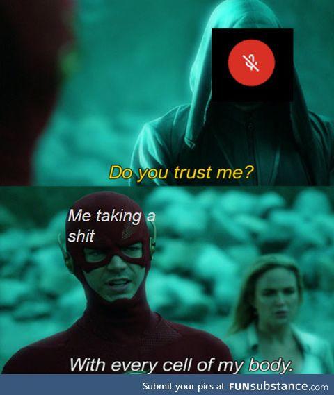 Google meetings sus