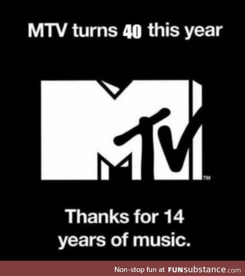 Remember when MTV was a music station?