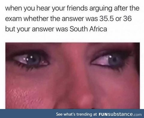 This happened to me.