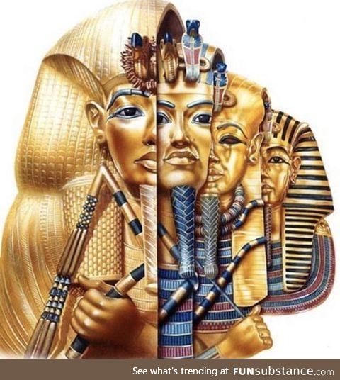 The many layers of Tutankhamun