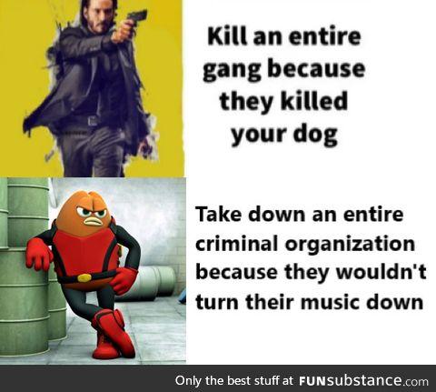 Doom may be eternal but killer bean is also forever