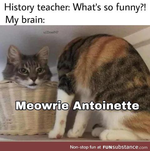 HEADing towards CATastrophe!