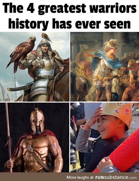 Just some history facts