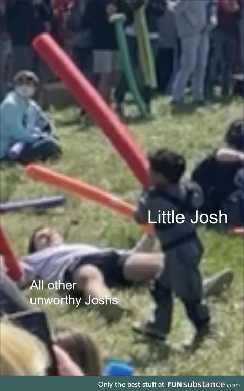 The Josh fight was amazing