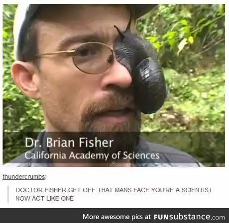 Dr has perfect goth aesthetics