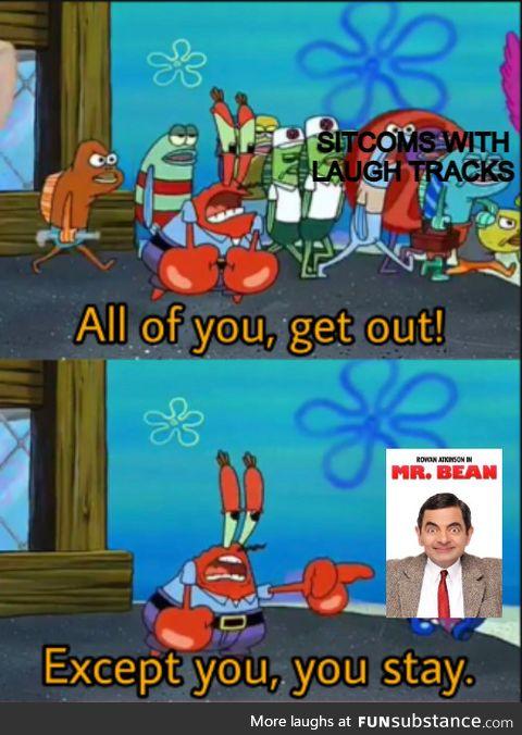 Mr. Bean go brrr