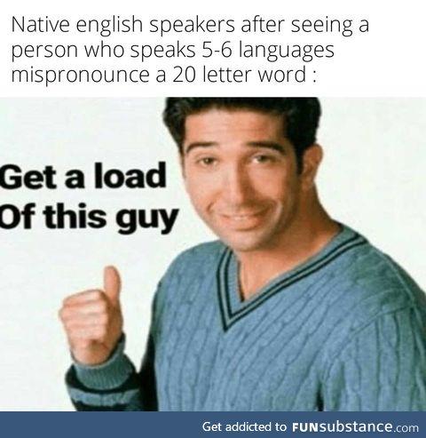 Haha no english bad haha